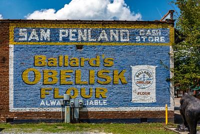 Ballard's Obelisk Ghost - Ellijay, GA