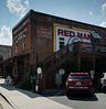Red Man Sign 02 - Blue Ridge, GA