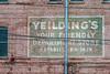 Yeilding's Painted Ghost Sign Brimingham