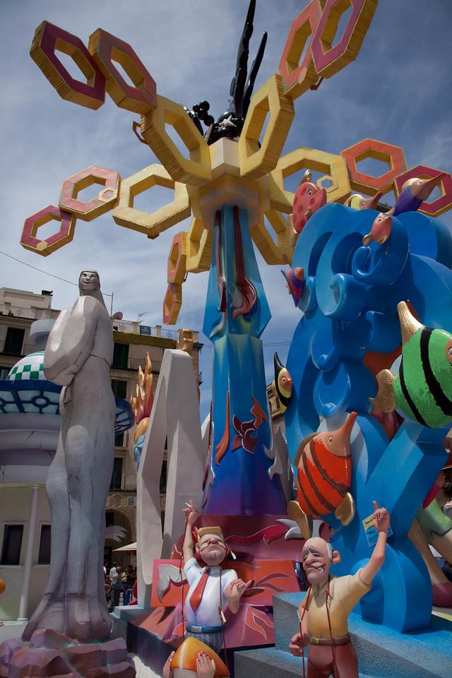 Hogueras de San Juan 2010
