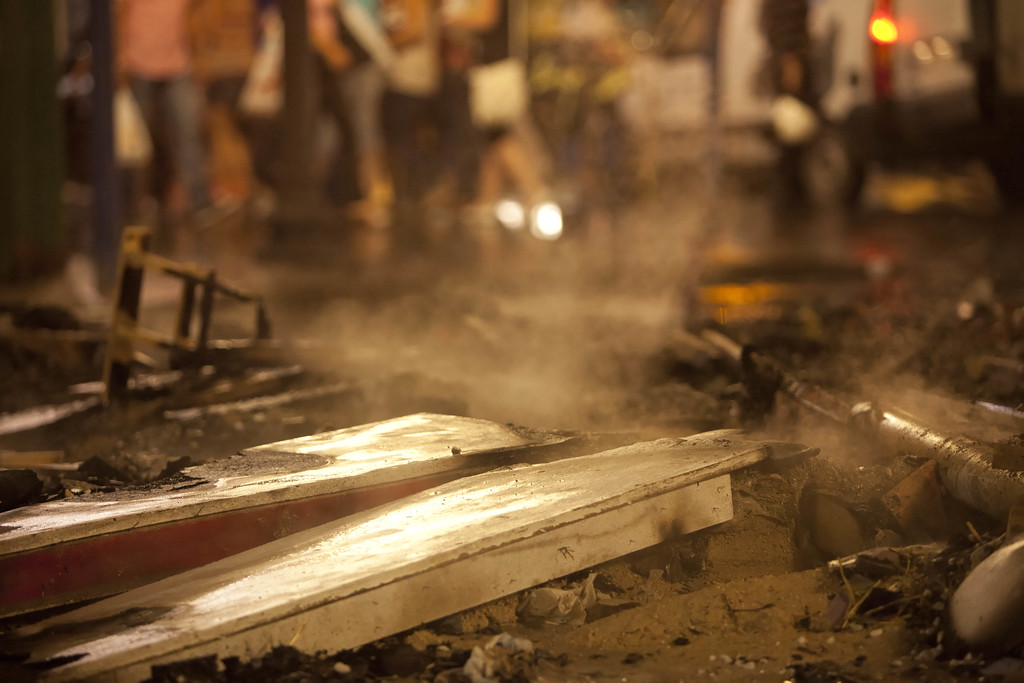 Hogueras de San Juan 2011