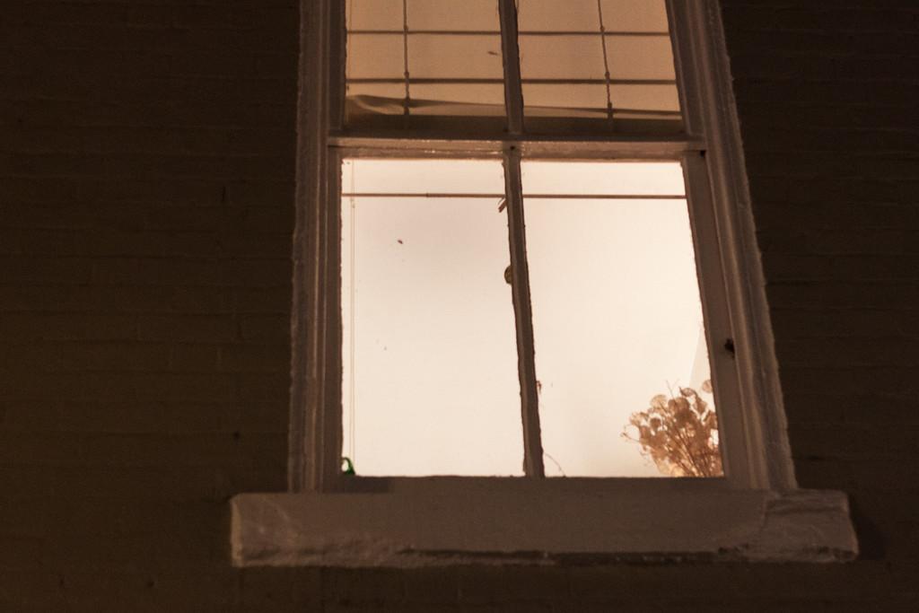 An Upstairs Window