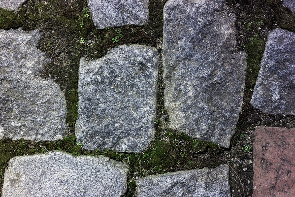 Paving Stones in Market Square