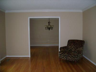 Formal sitting room.