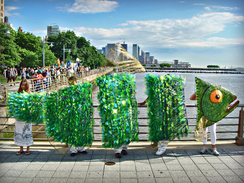 Hudson River Pageant 2011, New York City.<br /> © Laura Razzano