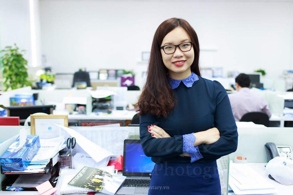 Nguyễn Thị Hằng - Chuyên viên Đối ngoại