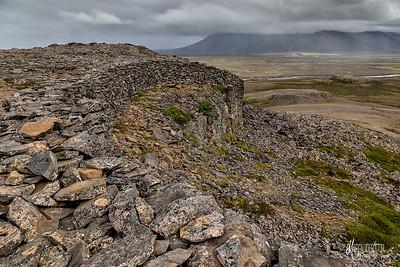 Borgarviki Citadel, Iceland