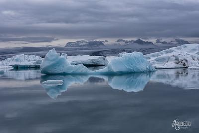 Jokusarlon Glacial Lagoon, Iceland