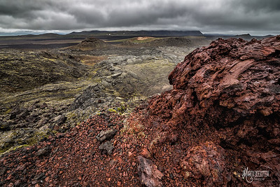 Krafla Lava Fields, Iceland