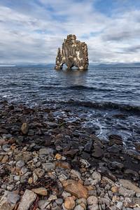 Hvitserkur Stack, Iceland
