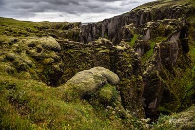 Canyon 2, Fjadrargljufur, Iceland