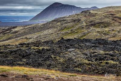 Krafla Lava Fields 2, Iceland