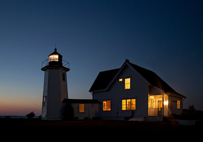 Wings Neck Light
