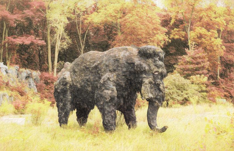 Woolly Mammoth Hunt
