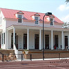 The Tennis Club at I'on in Mount Pleasant, South Carolina designed by Allison Ramsey Architects.