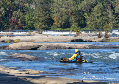 Paddling The Hollywood Rapids