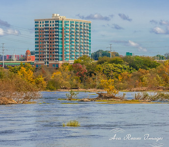 Fall Along The River City