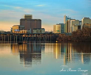 RVA Winter Reflections
