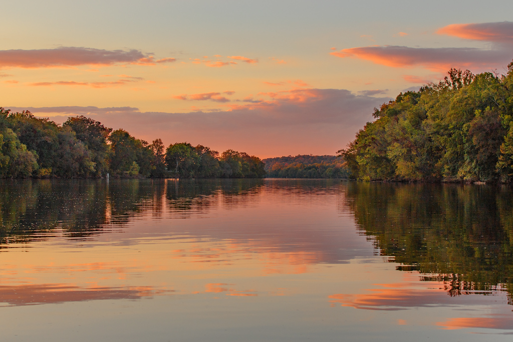 Golden Hours at Robious Landing Park
