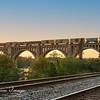 The A-Line RailRoad Bridge
