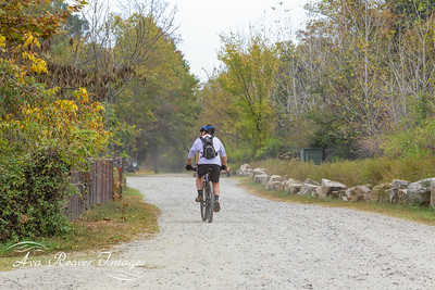 Biking The Reedy Creek Trail