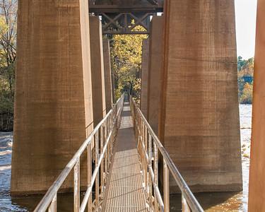 Pipeline Walkway