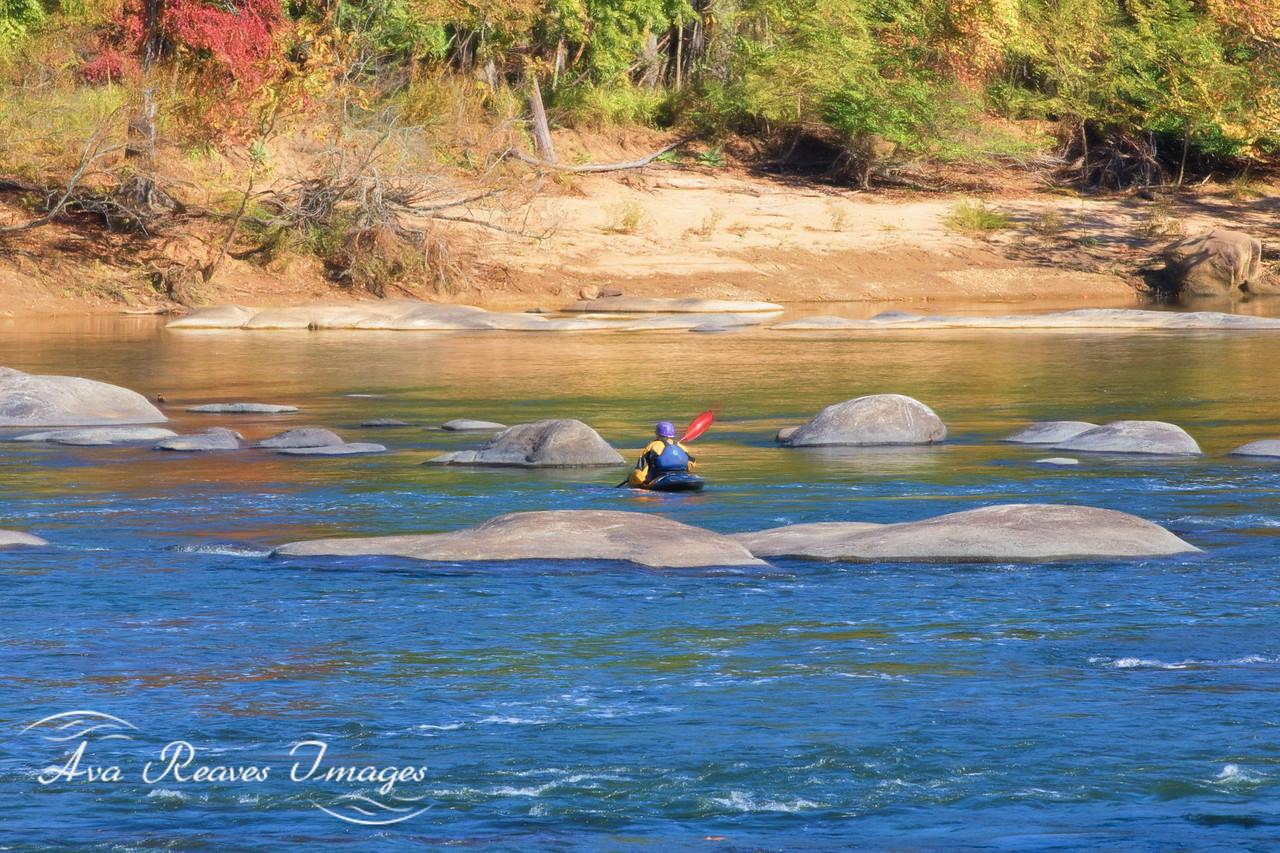 Navigating the Rocks