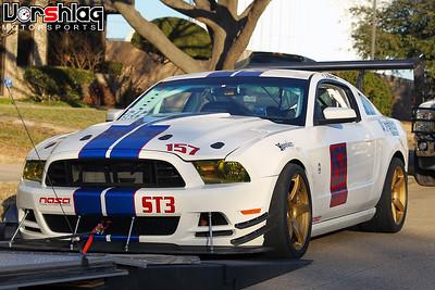 Jamie Beck's S197 Mustang