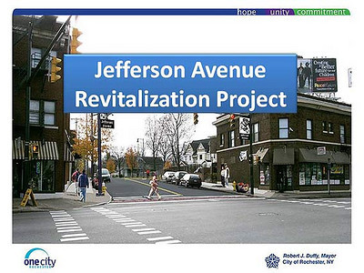 Jefferson Avenue Revitalization
