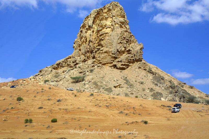 Fossil Rock, United Arab Emirates
