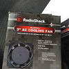 Got this fan at Radio Shack to help push air around keezer to keep it cold