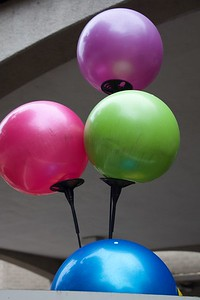 Faux Balloons