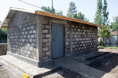 Kera Hora Elementary School Girls' Toilet Block
