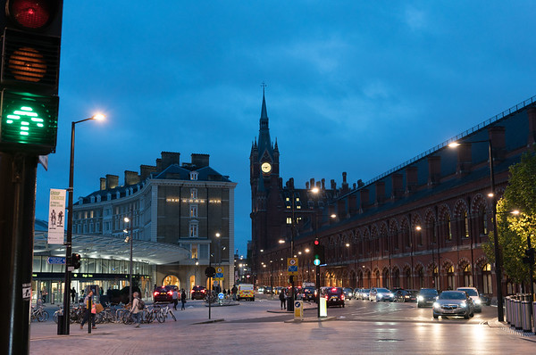 Kings Cross, St Pancras