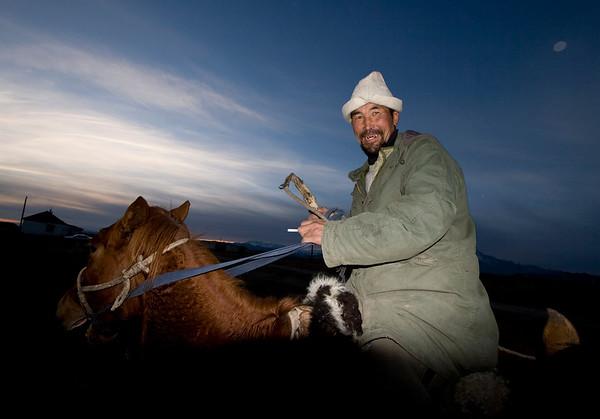 Kyrgyzstan Horseman