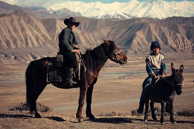 Kyrgyzstan Cowboys