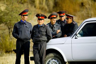 Kyrgyzstan Patrol