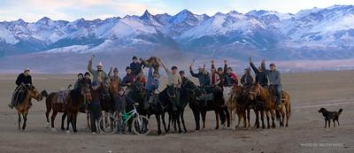 Kyrgyzstan Kokburu