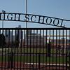 2010, High School Fence