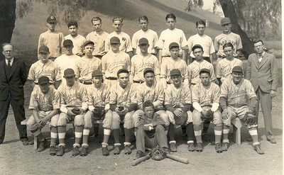 1928, Baseball Team