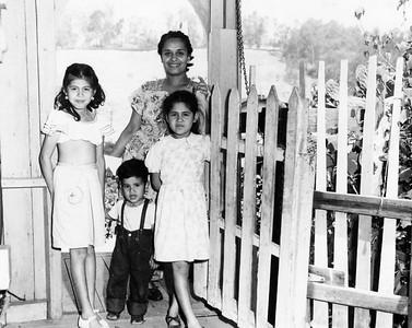 1951, Navarro Family