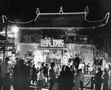 1952, Hong Kong Restaurant