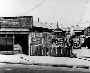 1952, Along North Spring Street