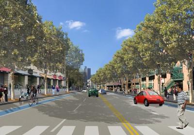 2007, Future Main Street