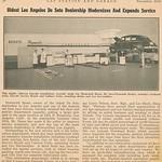 1949, Dealership Modernizes