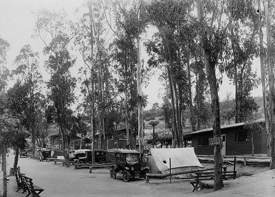 1926, LA Municipal Auto Camp