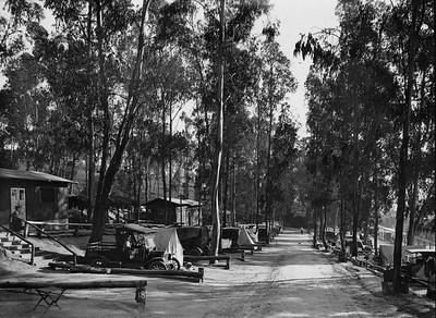 1922, LA Municipal Auto Camp