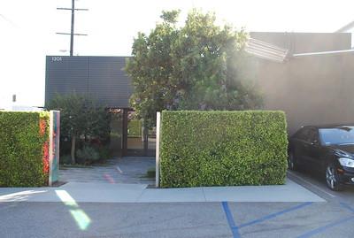 2010, Entrance