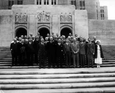 1933, Opening Group Photo