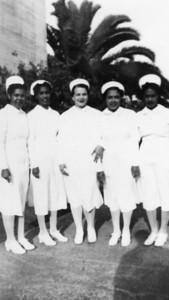 1940, Nurses